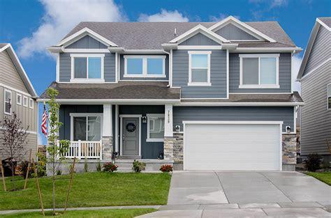 Home Design Utah : Fieldstone Homes Utah Floor Plans