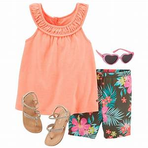 Summer Outfits for Little Girls - Outfit Ideas HQ
