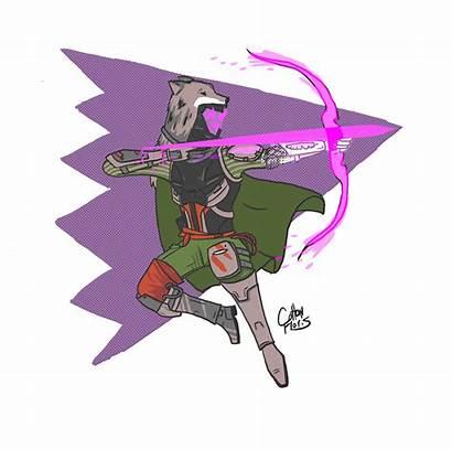 Destiny Illustrations Nightstalker