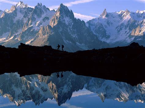 landscape, Hiking, Ridges Wallpapers HD / Desktop and ...