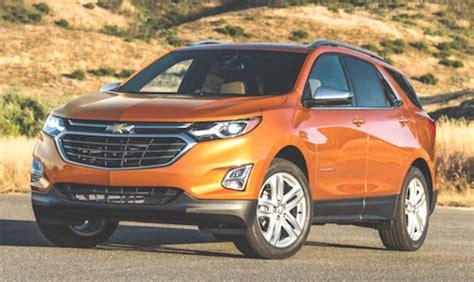 2019 Chevrolet Equinox Premier  Cars Authority