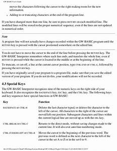 Gw Basic Manual Guide