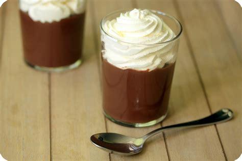 recette cuisine companion liégois au chocolat sur la base d 39 une crème type danette