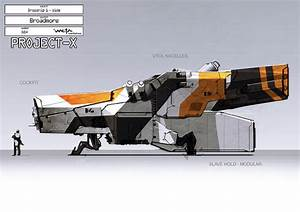 The King of Fatboss: District 9 Concept Art - Dropship