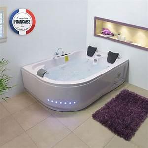 Baignoire D Angle Asymétrique : baignoire d 39 angle asym trique g mauna loa baignoire d ~ Dailycaller-alerts.com Idées de Décoration