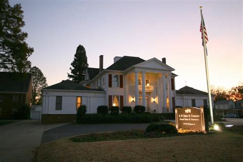 Rw Baker Funeral Home by R W Baker Company Funeral Home And Crematory Suffolk