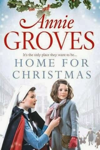 Booktalk & More Review Home For Christmas By Annie Groves