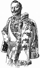 Kaiser Wilhelm Clipart Emperor Ii William Cliparts Library Etc Illustration Clipground sketch template