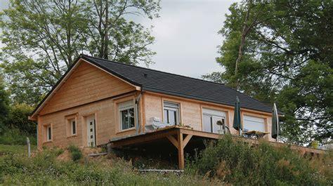 maison en bois auvergne habitations de loisir maisons caract 200 re bois maison de r 234 ve en bois
