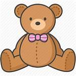 Toy Clipart Soft Bear Stuffed Teddy Icon
