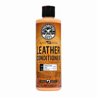 Leather Conditioner Chemical Guys Cleaner Oz Kit