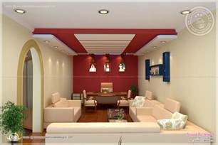 interior designs of home home office interior design by siraj v p home kerala plans