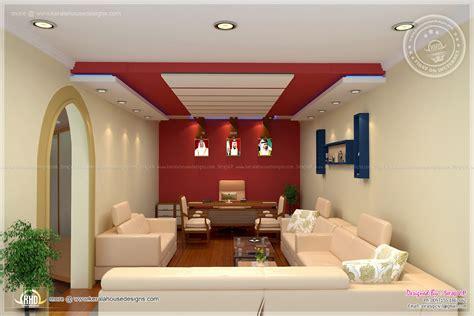 home interior design home office interior design by siraj v p home kerala plans