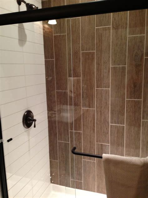 bathrooms  vertical tile vertical tiles subway tile