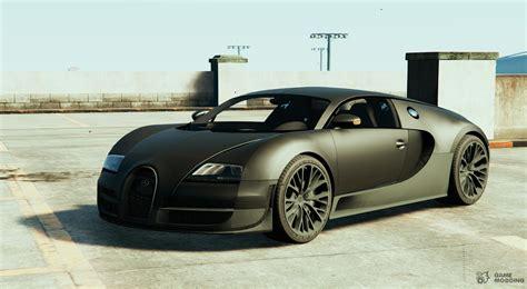 Custom Bugatti Veyron Sport by Bugatti Veyron Sport For Gta 5
