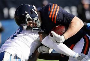 Chicago Bears Why Is Adam Shaheen 39 S Playing Time So Limited