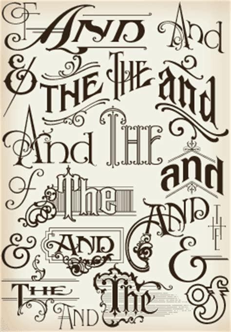 vintage sans and serifs s o o l i p