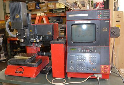 paramaeter definition  kern microtechnik ww cnc mill