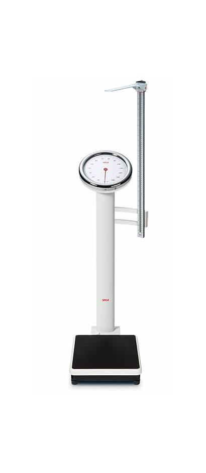 Seca 786 Scale Mechanical Column Scales Weight