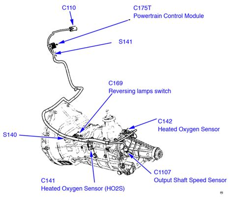 1998 Ford F150 Automatic Transmission Diagram by My Ford F150 Will Not Go In To Gear The Shifter But