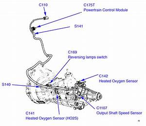 1992 Ford F150 Manual Transmission Diagram