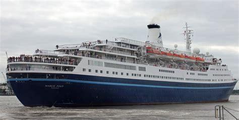 Ms Marco Polo Cruise Ship