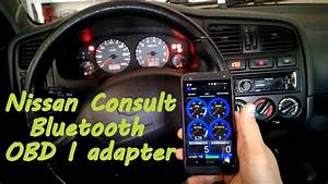 Obd Bluetooth Adapter Testsieger : nissan consult obd i adapter nds i bluetooth youtube ~ Kayakingforconservation.com Haus und Dekorationen