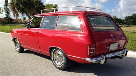 Opel Kadett Wagon by 1967 Opel Kadett Wagon 1 9l Automatic Mecum Auctions