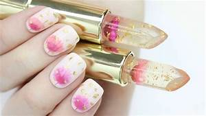 Nails inspired by THE MOST BEAUTIFUL LIPSTICK in the world ...