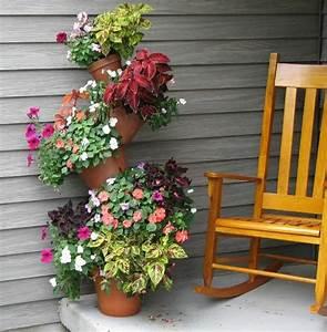 Outside, Flower, Pot, Arrangements