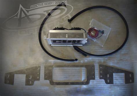 shop ford  svt raptor transmission cooler  add offroad