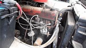 First Cold Start 1960 Ford F500