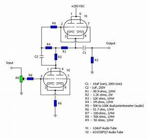 Tube Amps Schematics