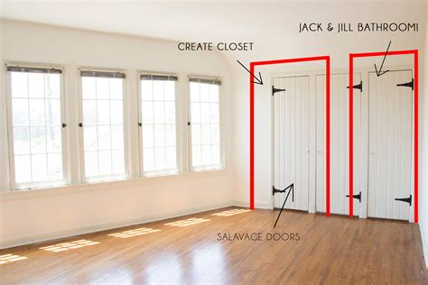 Our New Jack And Jill Bathroom Plan + Get The Look