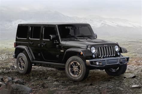 jeep wrangler unlimited 2017 jeep wrangler suv pricing for sale edmunds