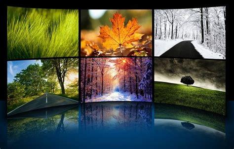 theme de bureau les quatre saisons en thème de bureau pour windows 7
