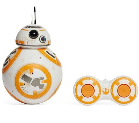 Star Wars BB-8 remote controlled toy