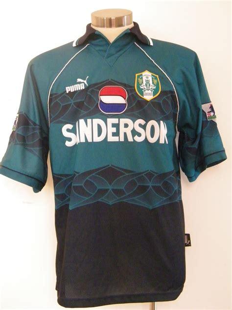 Sheffield Wednesday Away football shirt 1995 - 1997 ...