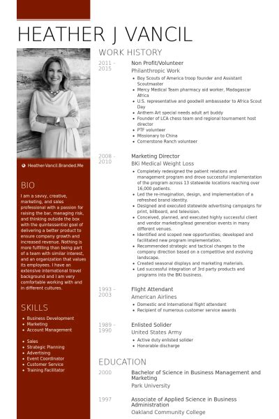 non profit resume sles visualcv resume sles database
