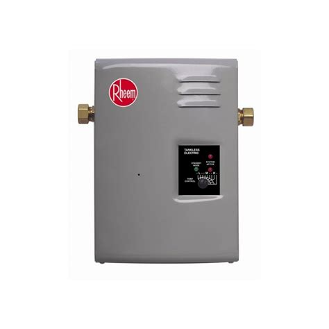 5 Best Tankless Water Heater  When You Don't Want To