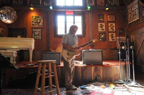 Exploring The Only-in-big-sur Red Barn Recording Studio