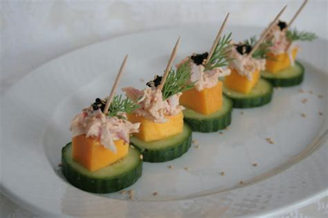 crab canapes weddings ceremonies jabajak