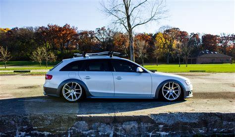 Slammed Audi A4 Allroad - Cars One Love