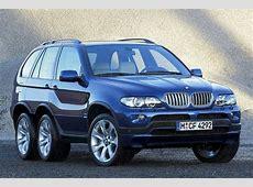 BMW X7 nové SUV 2017