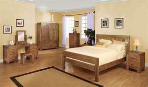 Warme Farben Fürs Schlafzimmer : holzm bel f r ein sch nes schlafzimmer design ~ Markanthonyermac.com Haus und Dekorationen