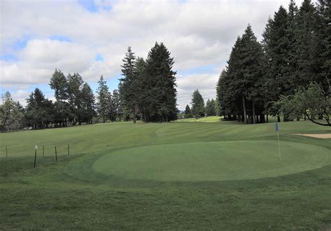 Glendoveer Golf Course West - Oregon Courses