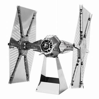 Tie Wars Fighter Imperial Metal Earth Kit