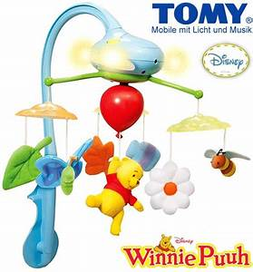 Baby Mobile Mit Musik Und Licht : tomy winnie puuh traumwolken mobile ~ Michelbontemps.com Haus und Dekorationen