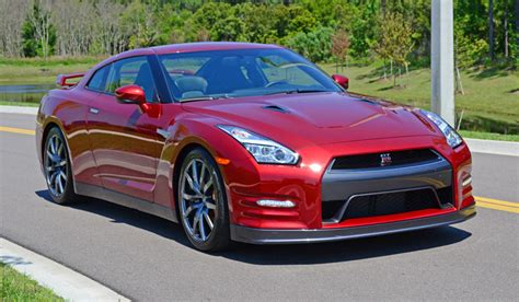 2015 Nissan Gt-r Premium Review & Test Drive