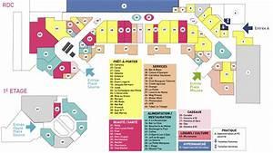 Centre Commercial Atoll Angers : plan du centre grand maine ~ Dailycaller-alerts.com Idées de Décoration